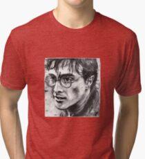 ...pencil Tri-blend T-Shirt