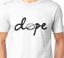 Dope Pill - Black Unisex T-Shirt