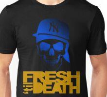 Fresh 'til Death - Blue Unisex T-Shirt