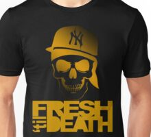 Fresh 'til Death - Orange Unisex T-Shirt