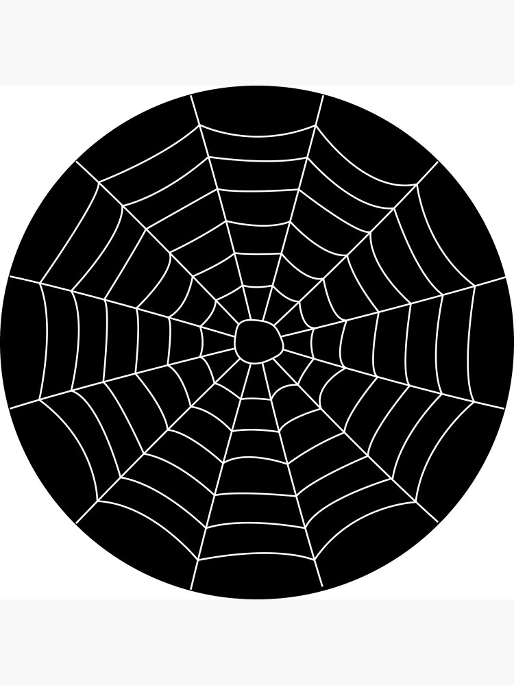 Spider Web by QuirkyClock