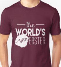 The World's Yer Erster T-Shirt