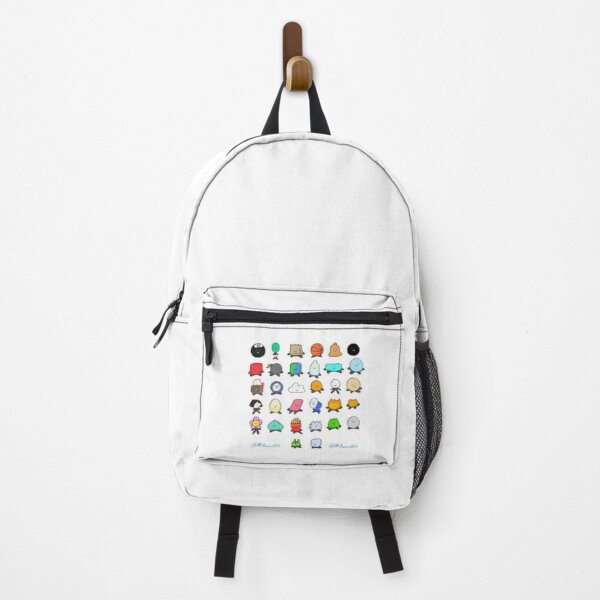 Bfdi All Contestants Pack Part 1 Backpack