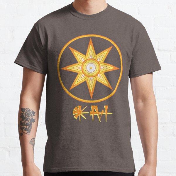 Inanna Star Fiery Classic T-Shirt
