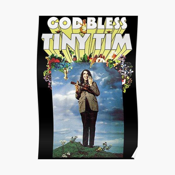 God Bless Tiny Tim Poster