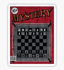 Da Mystery of Chessboxin' Sticker