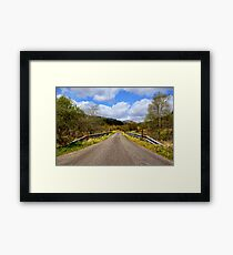 Glen Orchy Framed Print
