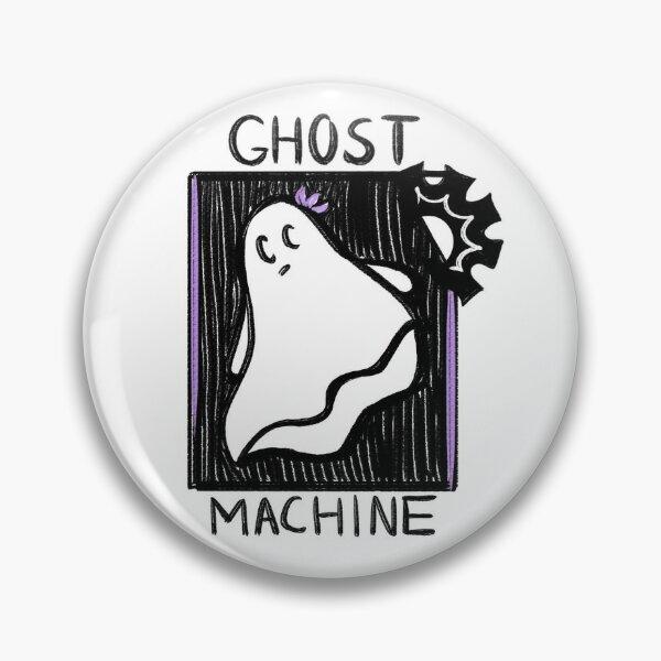 Ghost Machine Pin