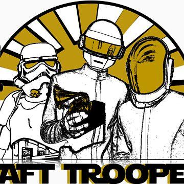 DAFT TROOPER by D-AF-T