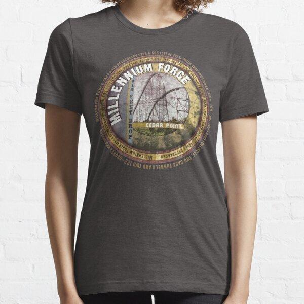 Millennium Force Cedar Point Essential T-Shirt