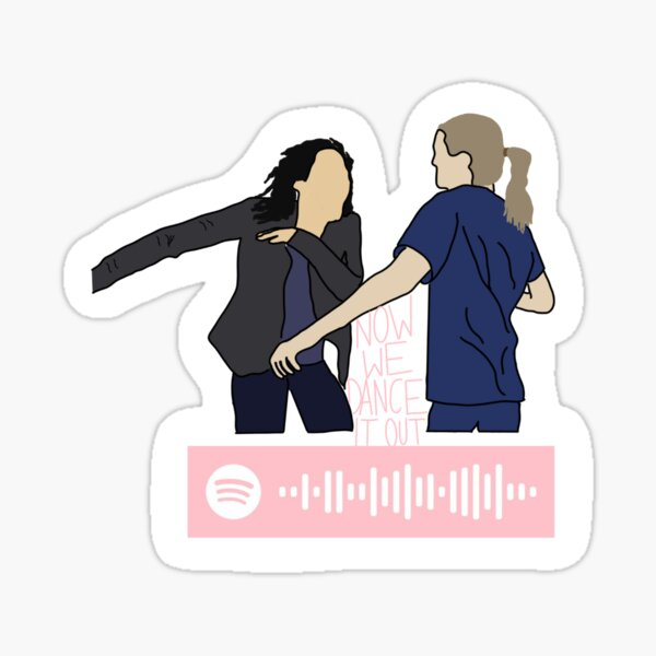 Danse le Sticker