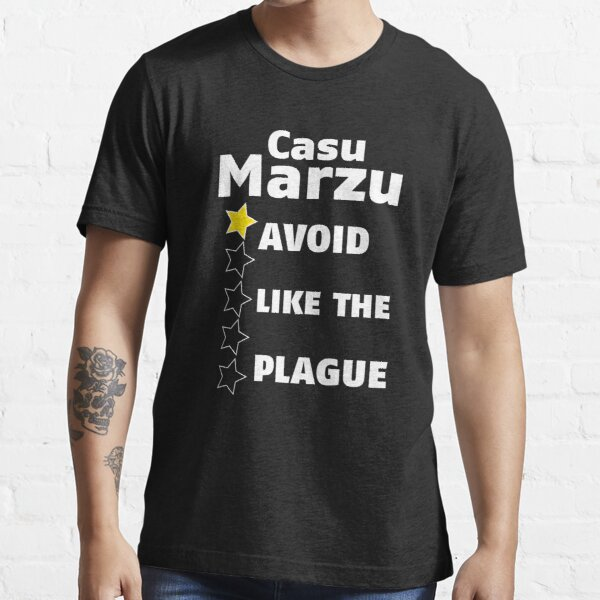 Casu Marzu | One Star Rating - Avoid Like The Plague Essential T-Shirt