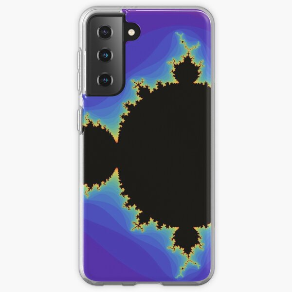 Fractal For Science Lovers Samsung Galaxy Soft Case