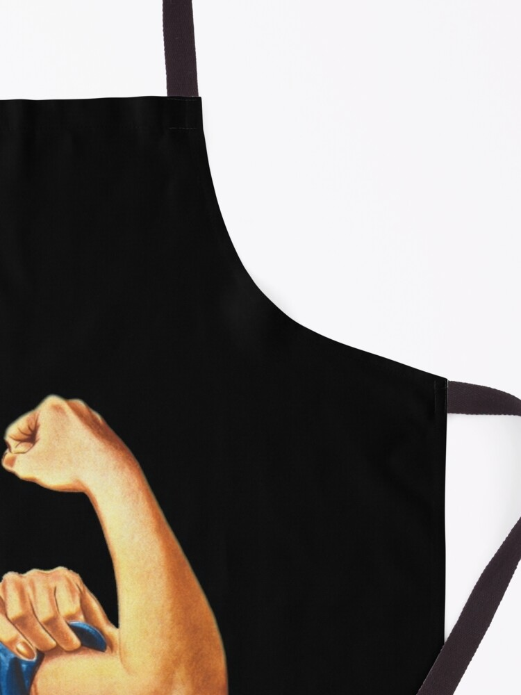 Alternate view of Nevertheless She Persisted Apron