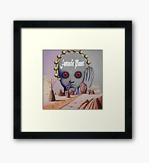 Fantastic Planet Framed Print