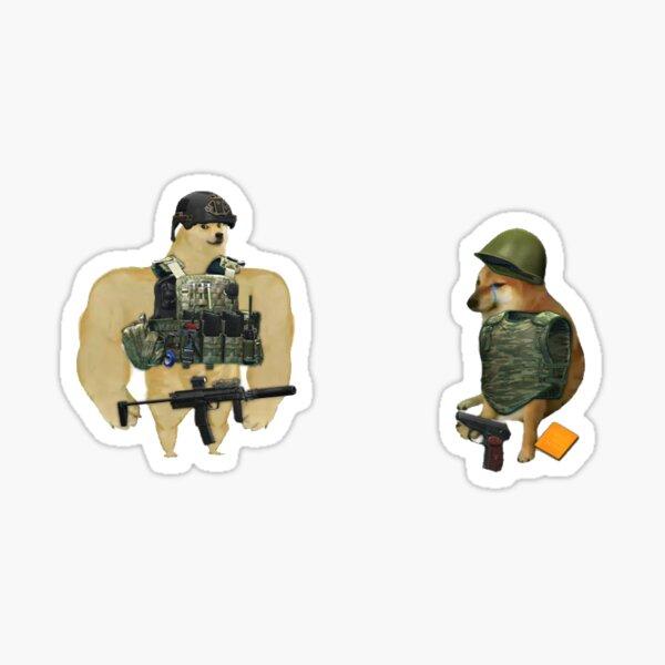 Échapper à Tarkov Memes Sticker