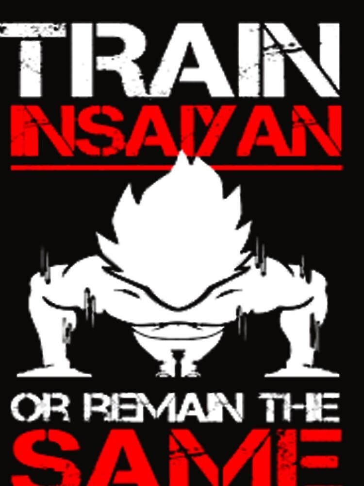 train insaiyan by bmit