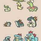 pokemon by elphaba