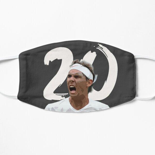 Rafael Nadal 20 Grand Slam titles Mask