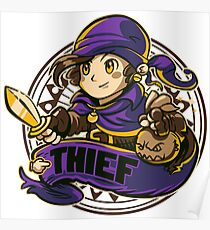 Thief - LIMITED EDITION! Poster