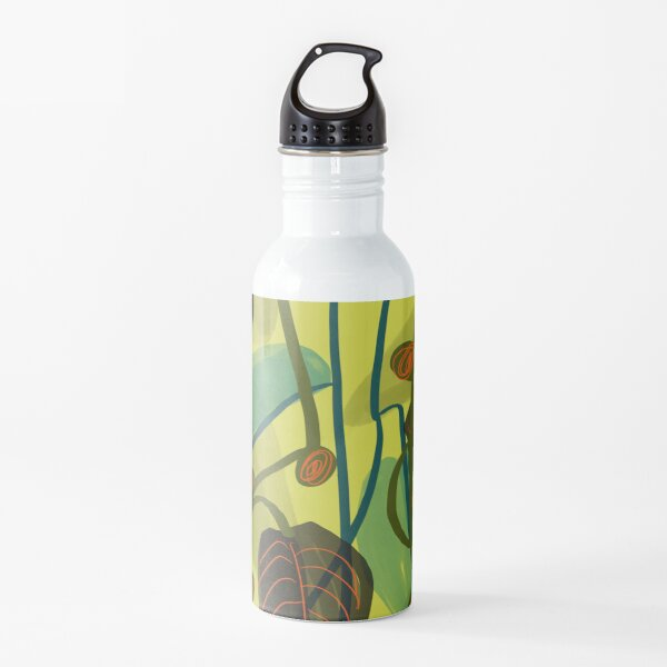 Buds and Vines Water Bottle