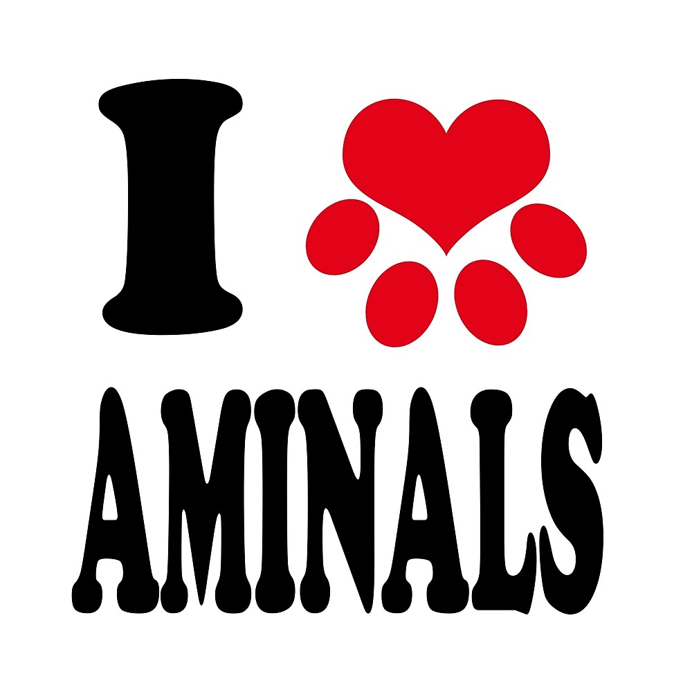 I HEART AMINALS by JJJAAAKKKEEE