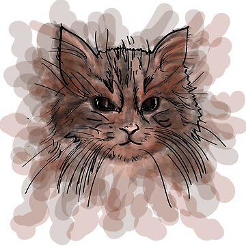 Grumpy Cat by magbest