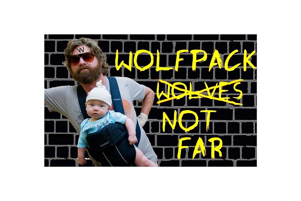 Wolfpack not far by mrtree76