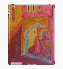 Atlas Travel Desert Caravan 2 village tablet case iPad Case/Skin