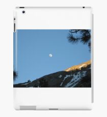 Psalm 125:2 - As the mountains surround Jerusalem, So the LORD surrounds His people From this time forth and forever. iPad Case/Skin