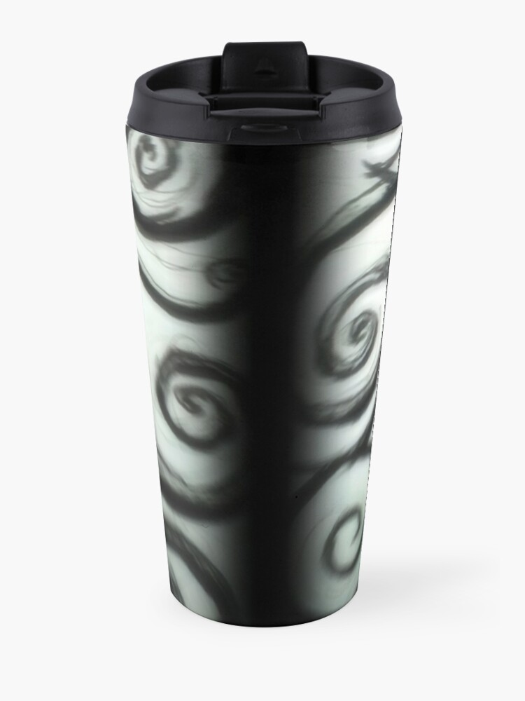 Alternate view of Slender Lacey Travel Mug