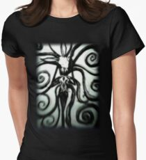 Slender Lacey Womens Fitted T-Shirt