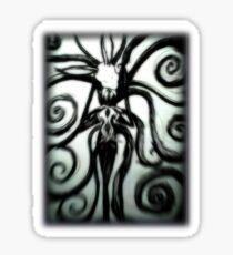Slender Lacey Sticker