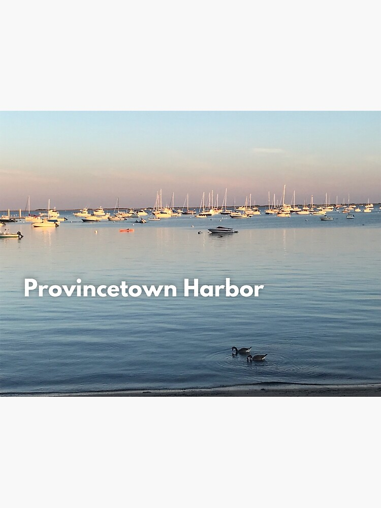 Provincetown Harbor by MazelTop