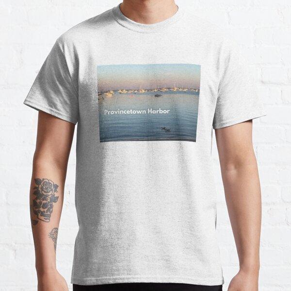 Provincetown Harbor Classic T-Shirt