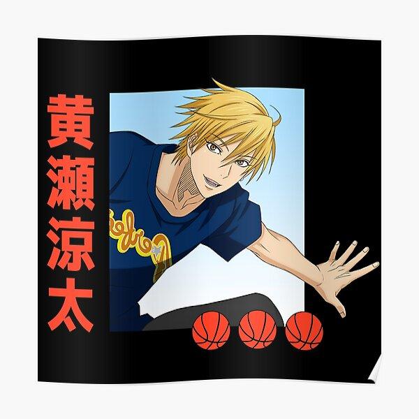 Kuroko No Basket Kise Perfect  Poster