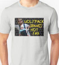 Wolfpack not far Unisex T-Shirt