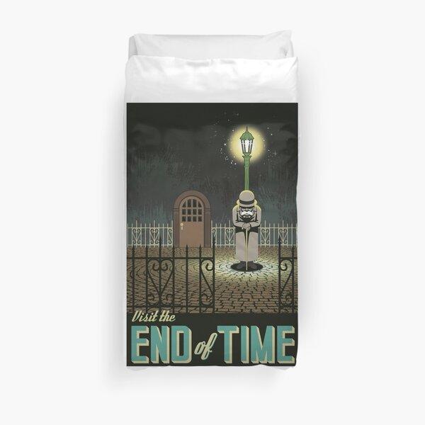 Chrono Trigger End of Time Duvet Cover