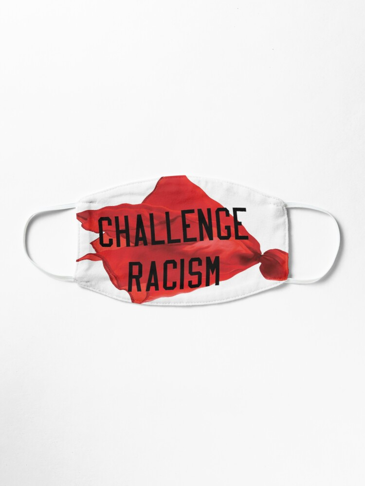 Alternate view of Challenge Racism Collection Mask