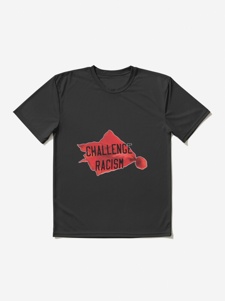 Alternate view of Challenge Racism Collection Active T-Shirt