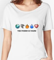Captain Planet Icons Women's Relaxed Fit T-Shirt