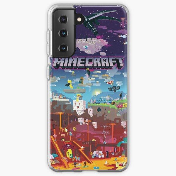Minecraft Adventures Samsung Galaxy Soft Case