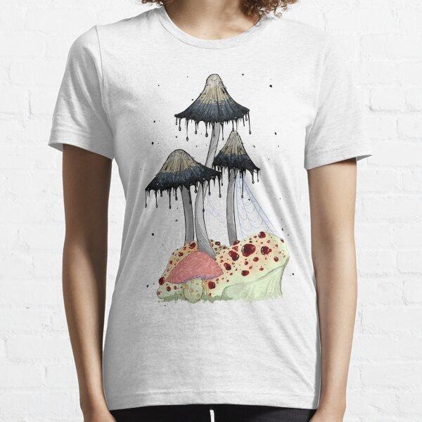 Drippy Fungi Essential T-Shirt