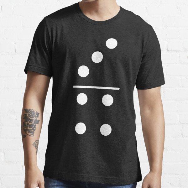 Domino Costume 4 - 3 simple Essential T-Shirt