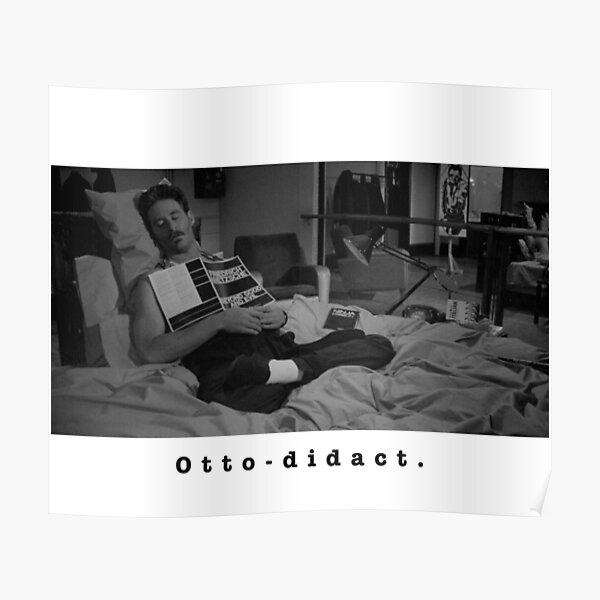 Ottodidact / Autodidact Poster