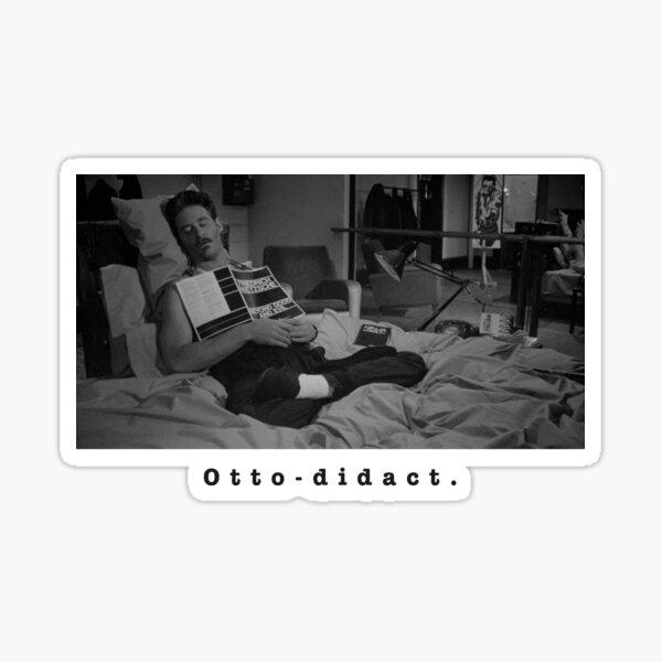 Ottodidact / Autodidact Sticker