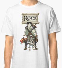 Legend Of Rock Team-Up! Classic T-Shirt