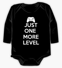Just One More Level One Piece - Long Sleeve