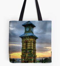 Tynemouth Clock Tower Tote Bag