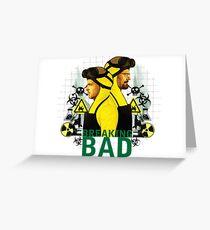 BREAKING BAD #1 Greeting Card